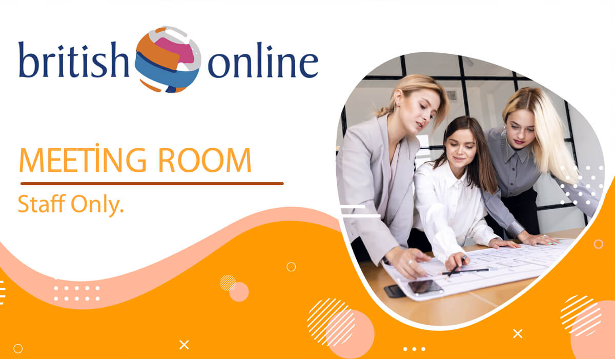 British Online - Meeting Room